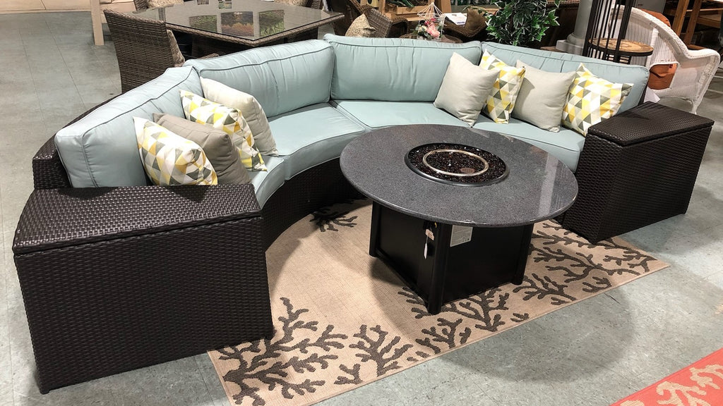 Soho Curved Sectional