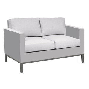 studio outdoor luxury loveseat
