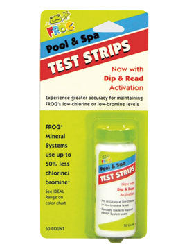 FROG 4 WAY TEST STRIPS