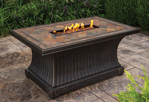 Vienna Gas Fire Table
