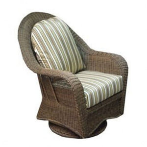 Wicker swivel glider rocker  chair - Wyndham by NorthCape