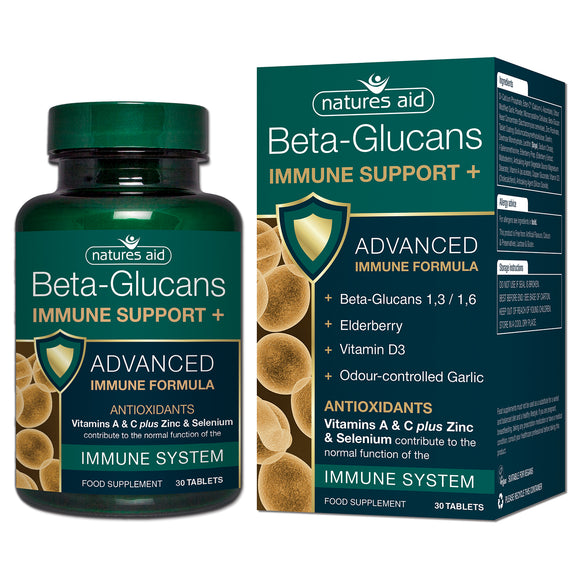 Beta-Glucans Immune Support