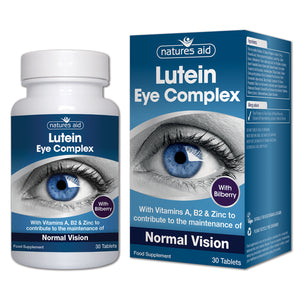 Lutein Eye Complex with Bilberry
