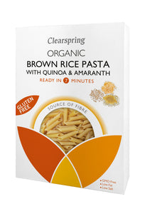 Organic Brown Rice Pasta