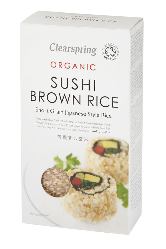 Organic Sushi Brown Rice