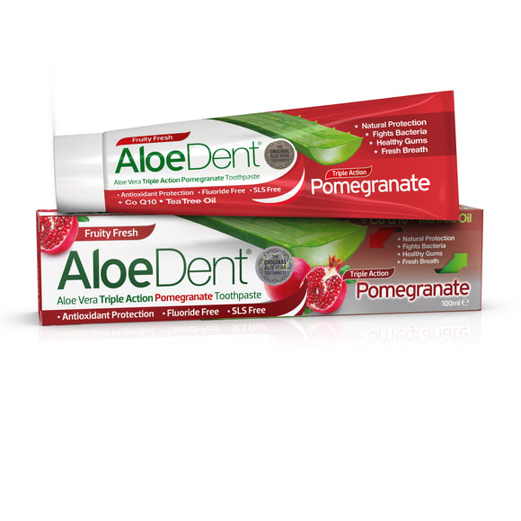 Pomegranate Toothpaste