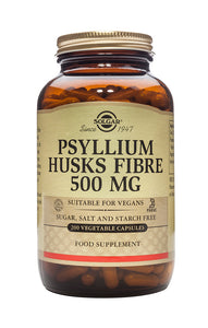 Psyllum Husks Fibre 500mg