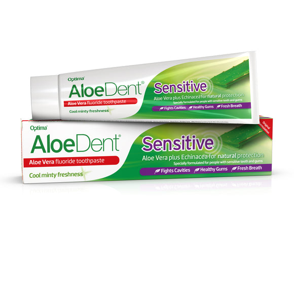 Sensitive Toothpaste with Fluoride