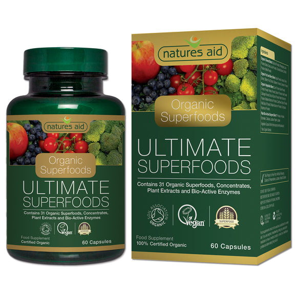 Ultimate Superfoods Capsules