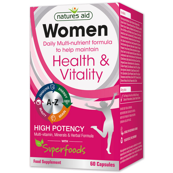 Womans Multi-Vitamin
