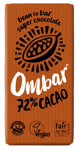 Ombar 72% Cacao