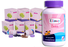 Elimay Detox Dog Supplements and Vitamins