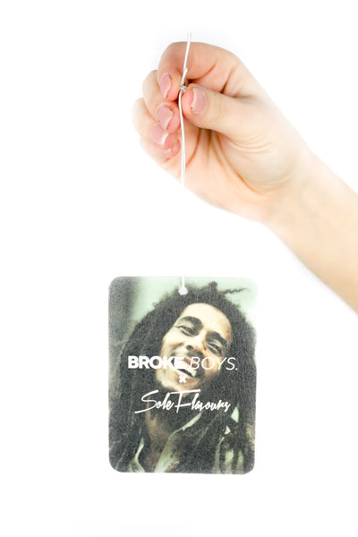 BB x SF Bob Marley Air Freshener