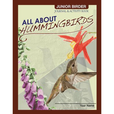 Jr. Birder Hummingbird Journal