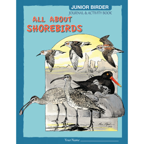 Jr. Birder Shorebird Journal