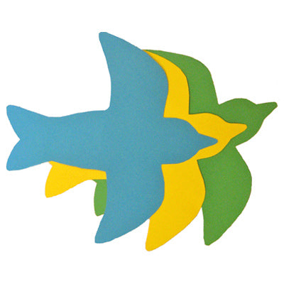 EFTA Paper Birds - SET OF 30