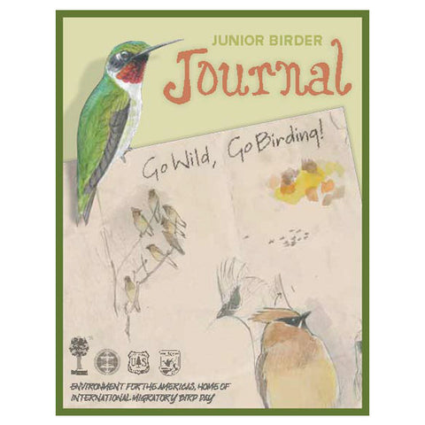Jr. Birder Journal