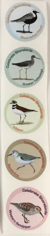 Shorebirds Stickers