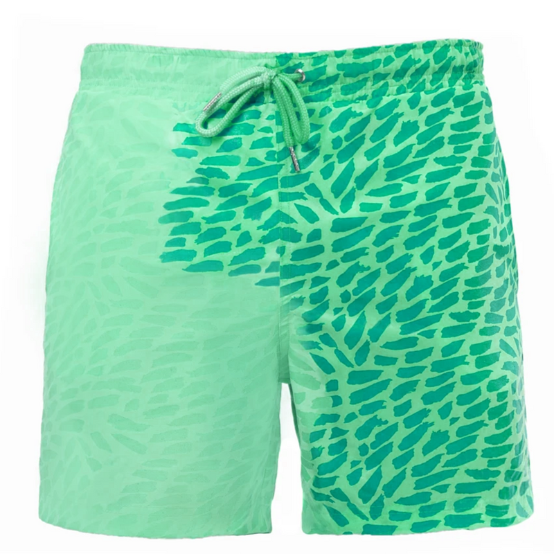 The Magic Trunks Color changing swim trunks swim pants bath pool summer swimwear wet color change shorts The Magic Trunks Bikini Color Changing Bikini Top Bikini Bottom