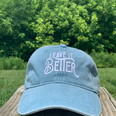 Leave it Better Hat