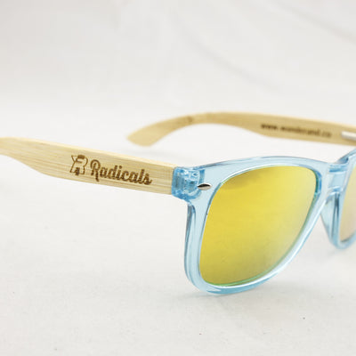 Wander & Co. x Madison Radicals Limited Edition Bamboo Sunglasses