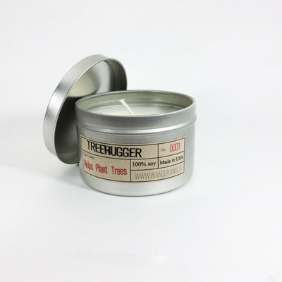 "Wander & Co. ""Treehugger"" Candle"
