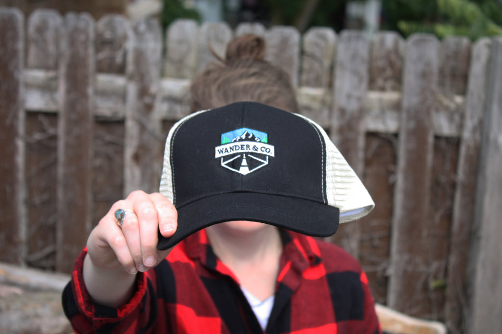 Wander & Co. Trucker Hat