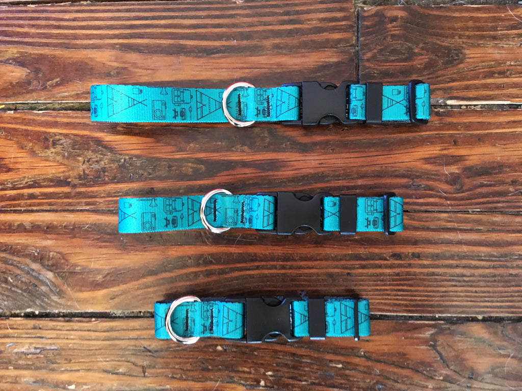 Wander & Co. Camping Buddy Collar