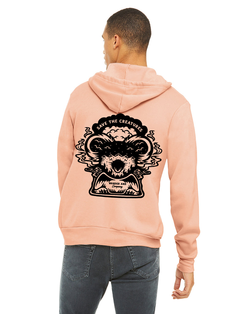 Limited Edition KOALA Benefit Full-Zip Hoodie
