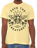 SAVE THE CREATURES | BEE Tee