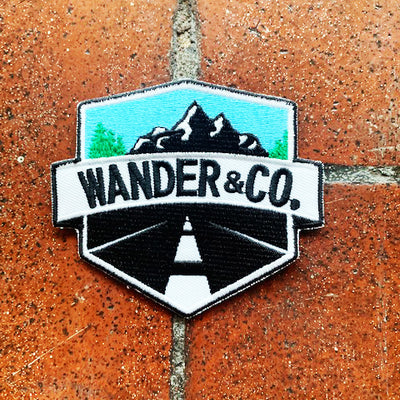 Wander & Co. Patch