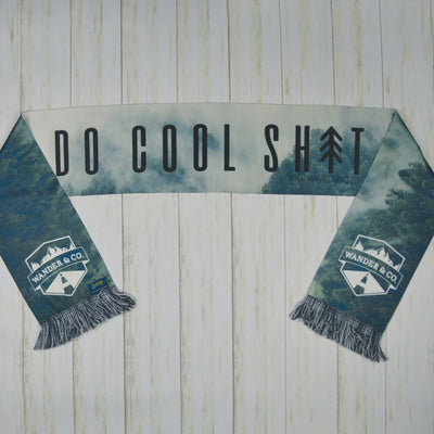 """Do Cool Sh^t"" Scarf"