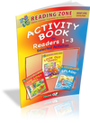 3-in-1 Junior Infants Activity Book