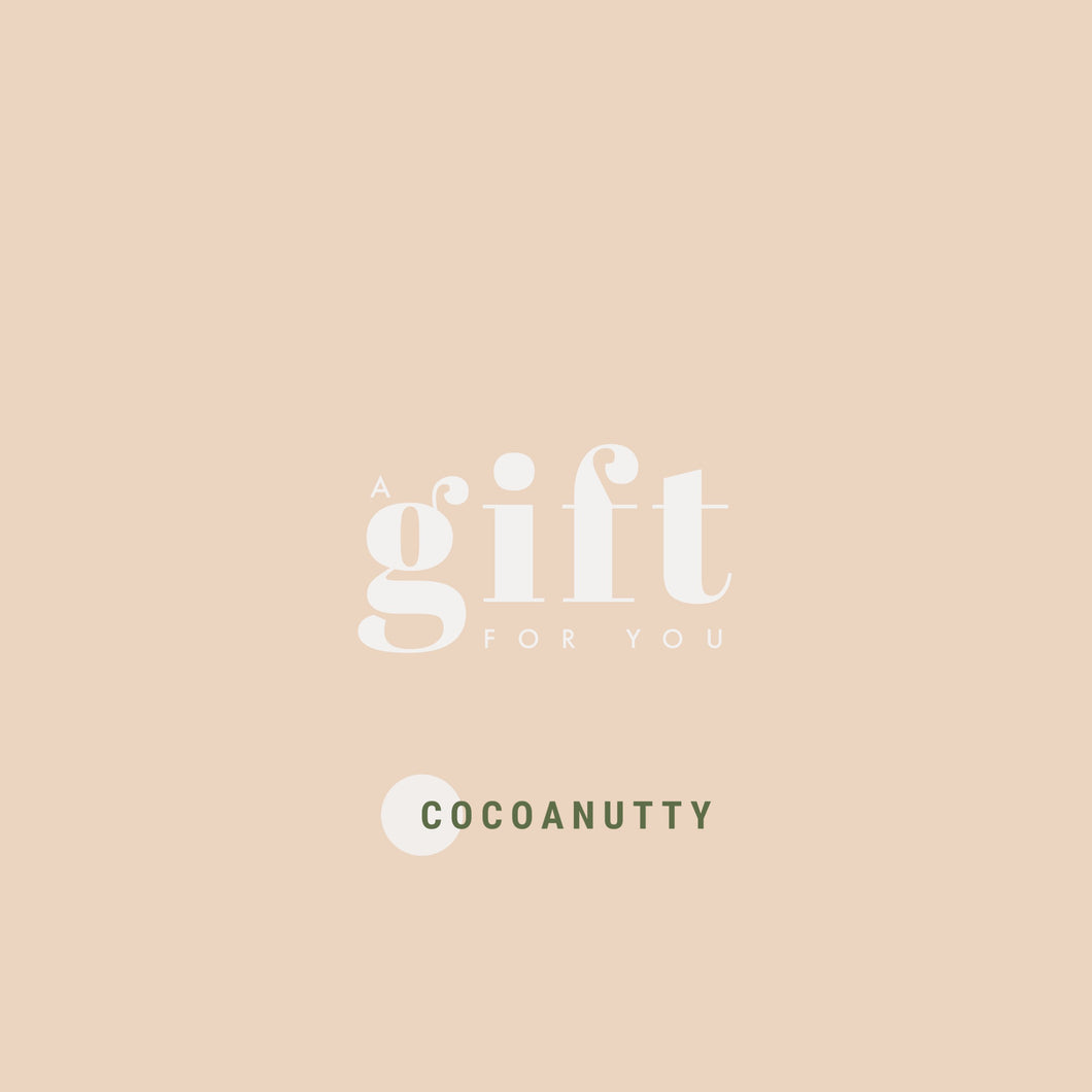 Cocoanutty Gift Card