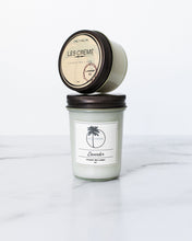 Load image into Gallery viewer, Lavender Coconut Wax Candle