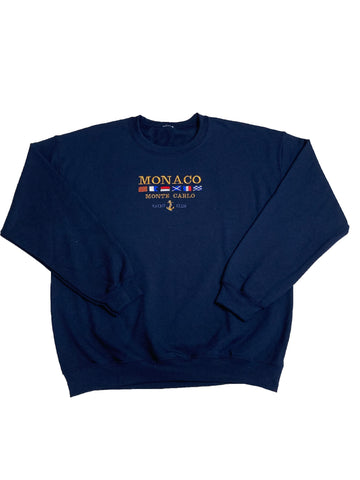 Vintage Monaco Sweatshirt RETURN
