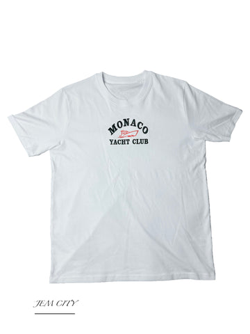Monaco Yacht Club T-shirt