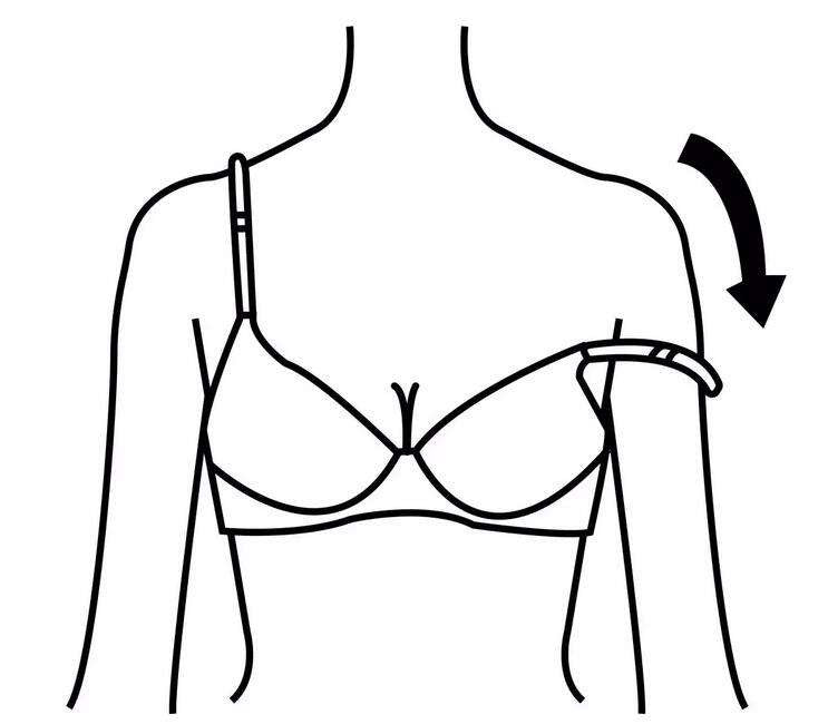 How to adjust the length of underwear straps?
