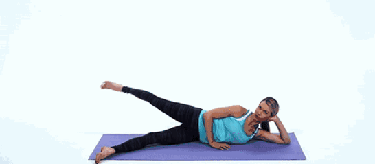 Practice Pilates to help you build a perfect figure!