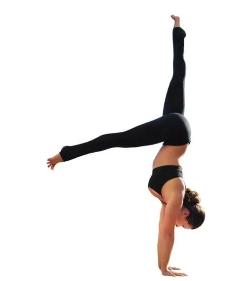 The main benefits and techniques of practicing yoga headstand