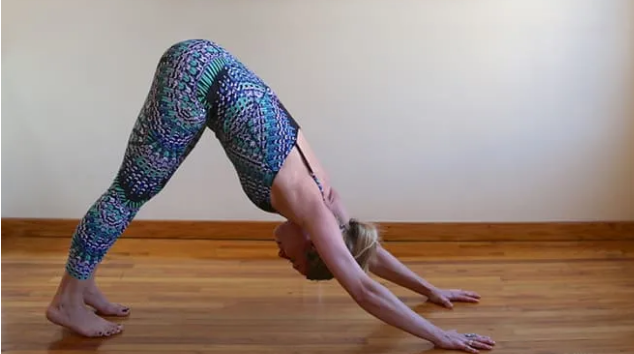 These yoga poses can help you stretch and shape beautiful curves.