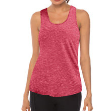 Load image into Gallery viewer, Ladies Cationic Sports Quick-drying Yoga Vest. SR-17W