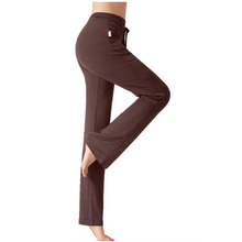 Load image into Gallery viewer, Modal Plus Size Loose Yoga Pants. YP-021