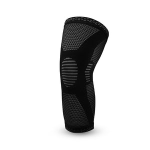 Knitted Breathable Basketball Running Sports Knee Pads. FA-005