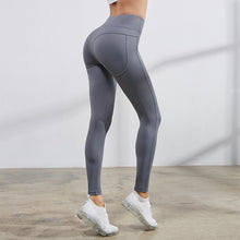 Load image into Gallery viewer, Elastic Hip Lift Women's Slim Yoga Pants. YP-144