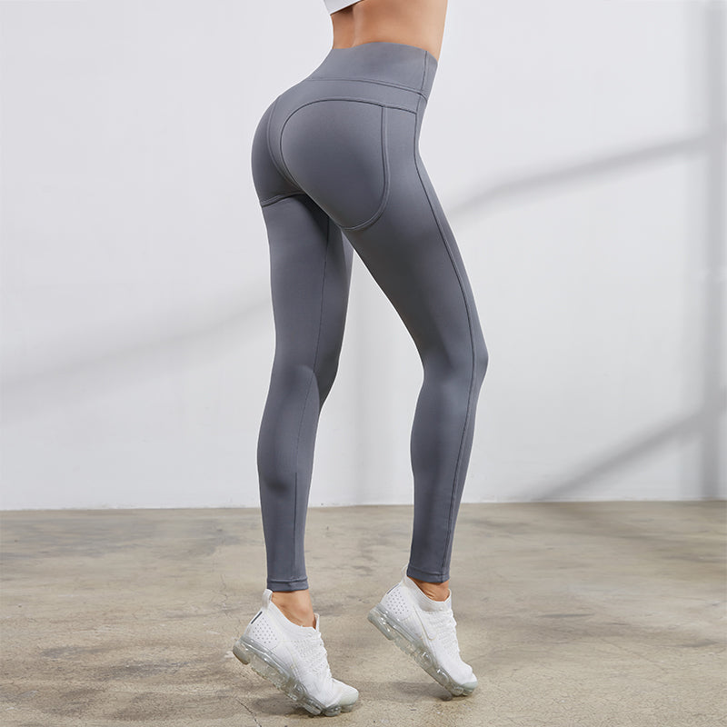 Elastic Hip Lift Women's Slim Yoga Pants. YP-144
