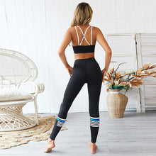 Load image into Gallery viewer, New Offset Printing Printed Yoga Fitness Suit. YS-020
