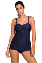 Load image into Gallery viewer, Sling Tube Top Split Swimsuit. SW-009