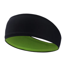 Load image into Gallery viewer, Quick-drying White Hair Yoga Basketball Headband. FA-011