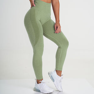 Knitted Sexy Sports Yoga Pants. YP-010